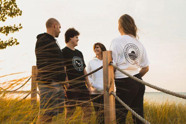 Canada's South Coast Clothing Co. Inc. Group Shot