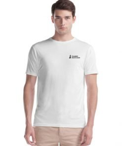 Canada's South Coast Clothing Co. Inc. Bamboo Classic Tee - Front White
