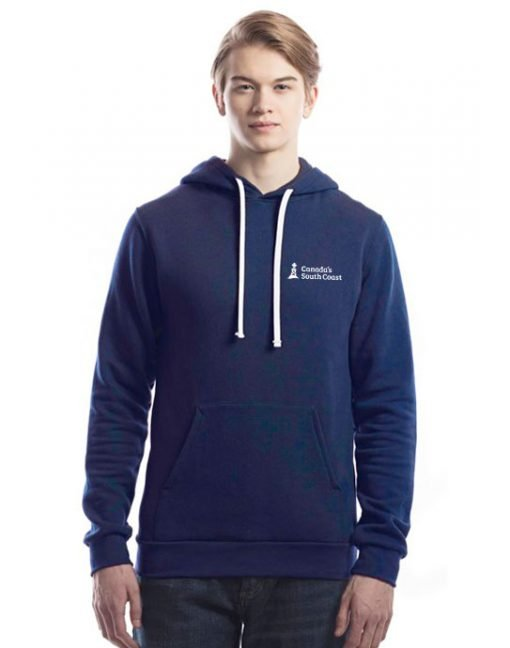 CSCC Bamboo Hoodie - Front Navy