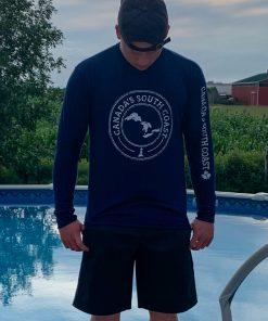 Navy Blue Long Sleeve